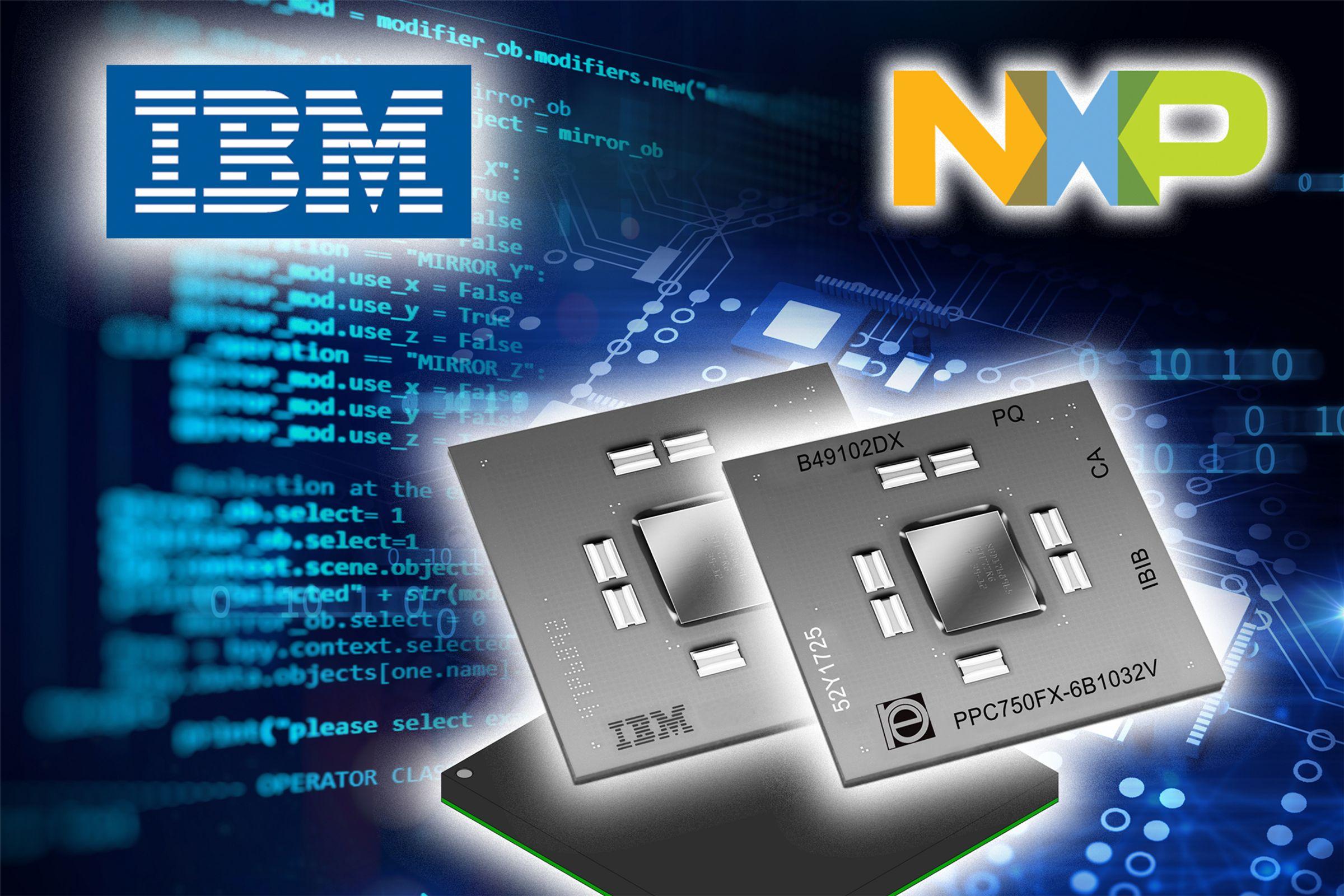 IBM NXP RE PowerPC