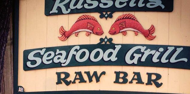 Russell's Seafood Grill and Raw Bar
