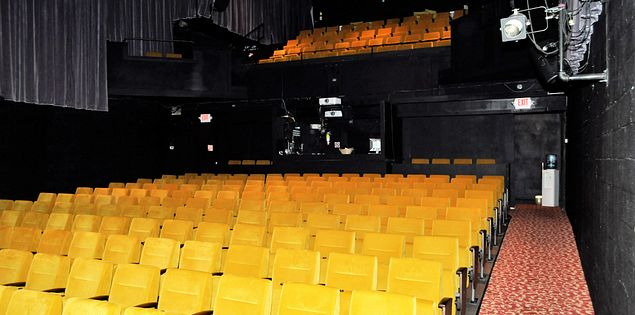 georgetown theater seats