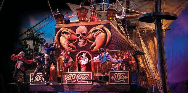Pirates Voyage Myrtle Beach