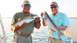 Enjoy a day of Fishing on Lake Murray