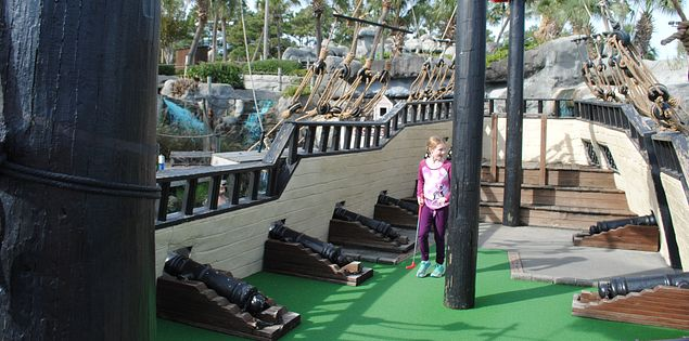 Captain Hook's Adventure Mini Golf