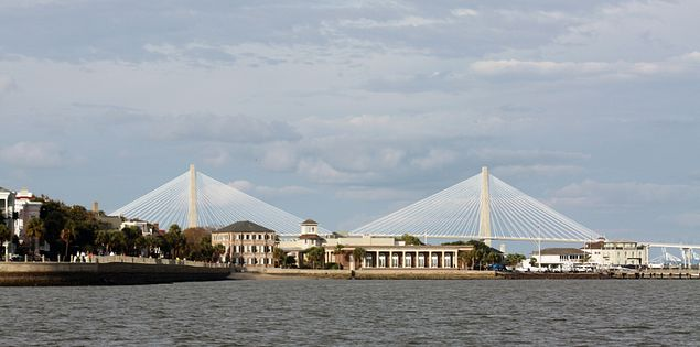 Sailing Charleston Harbor