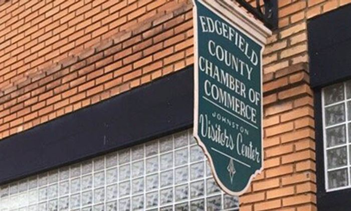 Edgefield County Chamber Of Commerce & Edgefield County Peach Museum