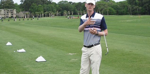 Learn to golf at Sea Pines Resort in South Carolina!