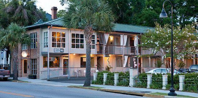 City Loft Hotel in Beaufort, South Carolina