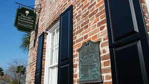 Historic Charleston Foundation Museum Shop