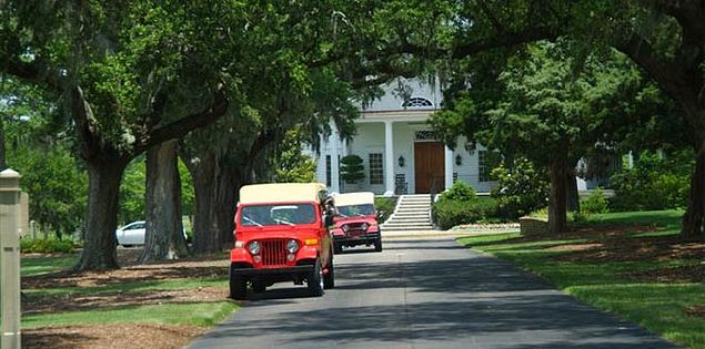 Carolina Safari Jeep Tours