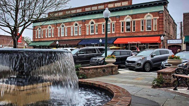 downtown summerville