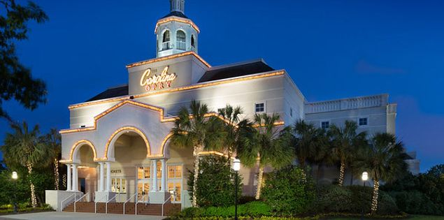 myrtle beach opry theater