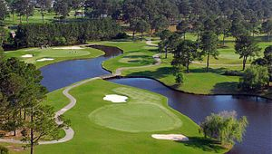 Myrtlewood Golf Club - Pinehills Course