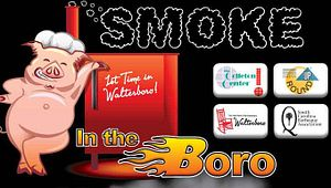 Smoke in the 'Boro