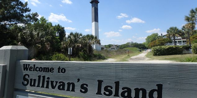 Explore the Sullivan's Island Lighthouse on your next vacation in South Carolina.