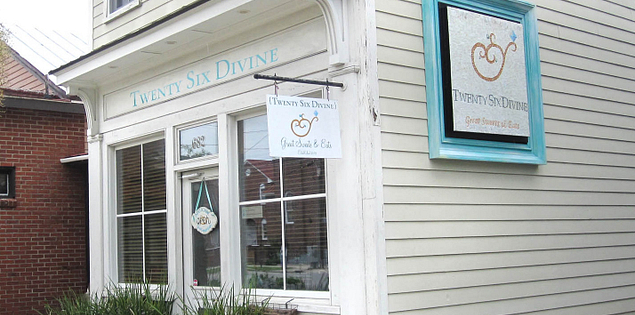 South Carolina's Twenty Six Divine in Charleston