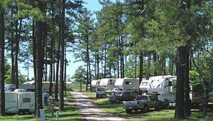 Spartanburg NE / Gaffney KOA