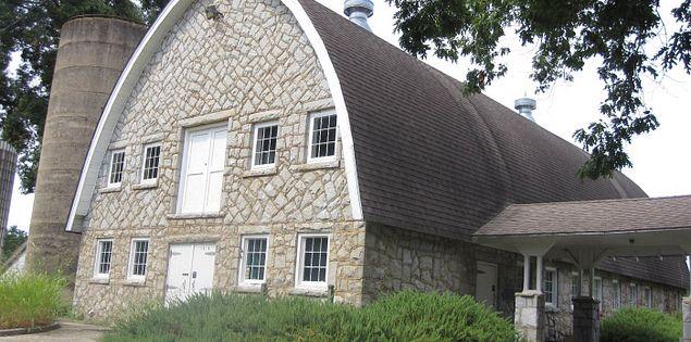 National Heritage Corridor John De La Howe School on Lake Thurmond