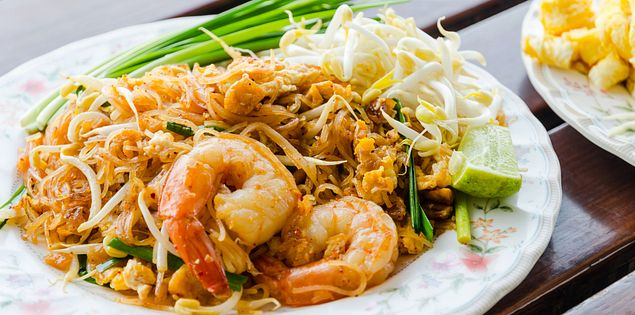 Craving Thai food in Summerville? Check out Pad Thai!