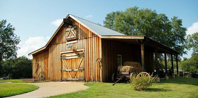 Benjamin Mays Barn Museum
