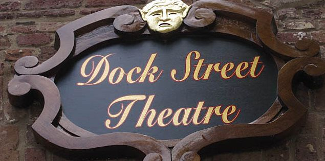 The Dock Street Theatre in Charleston, South Carolina