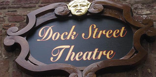 The Dock Street Theatre in Charleston, South Carolina