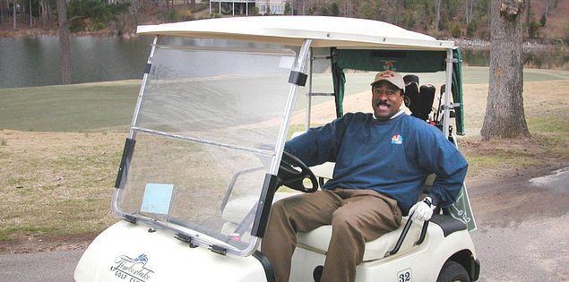 South Carolina's WIS-TV Sports Director Rick Henry