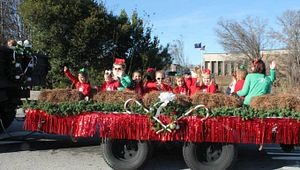 Greenwood Christmas Parade