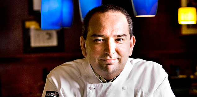 South Carolina Chef Brian Dukes of the Blue Marlin in Columbia