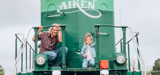 aiken railroad