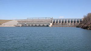 Richard B. Russell Dam And Lake