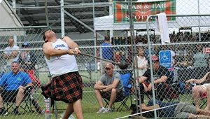 Clover Highland Games
