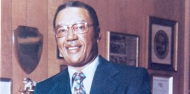 Dr. M. Maceo Nance Jr., former president of South Carolina State University