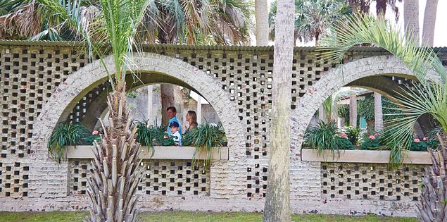 Huntington Beach State Park atalaya castle