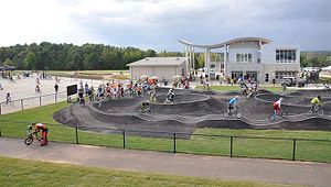 Rock Hill BMX Supercross Track