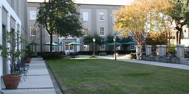 Hampton Inn Historic District