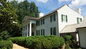 Fort Hill: Home Of John C. Calhoun & Thomas G. Clemson