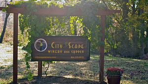 City Scape Winery