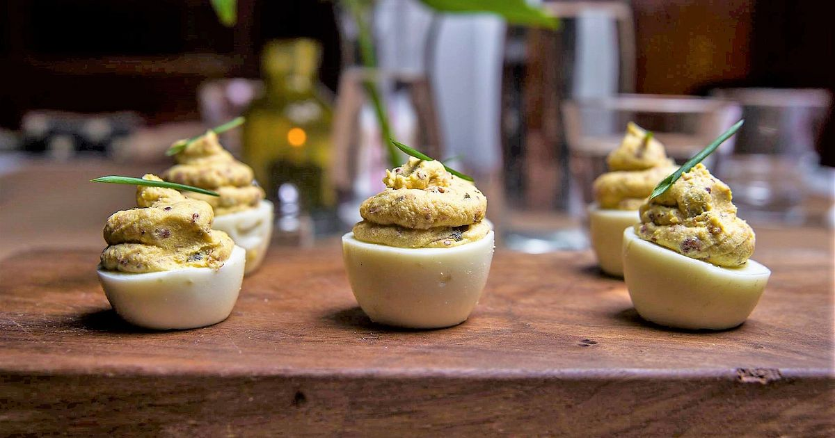 Cracking a Classic: Southern Deviled Eggs
