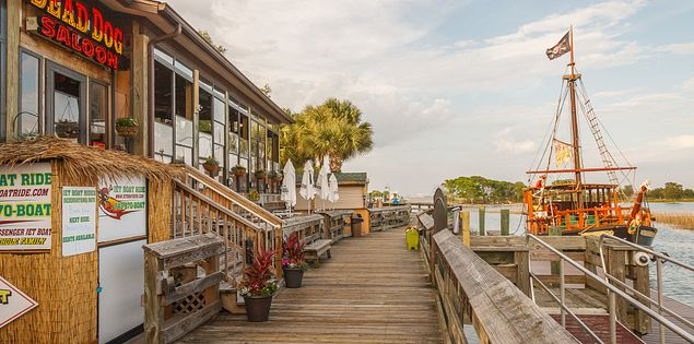 Dead Dog Saloon Murrells Inlet
