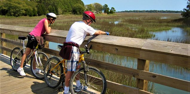 waccamaw neck bike path