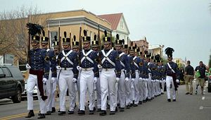 Charleston St. Patrick's Day Parade