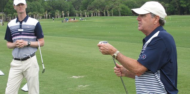 Improve your game at golf courses on Hilton Head.