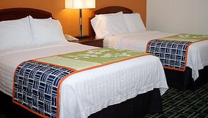 Fairfield Inn Marriott Broadway At The Beach