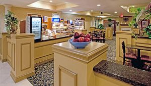 Holiday Inn Express Hotel & Suites - Orangeburg