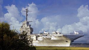 Patriots Point Naval & Maritime Museum, Home of the USS Yorktown
