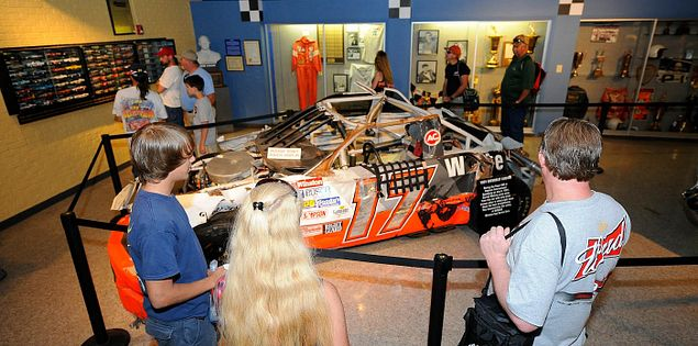 The Darlington Raceway Stock Car Museum