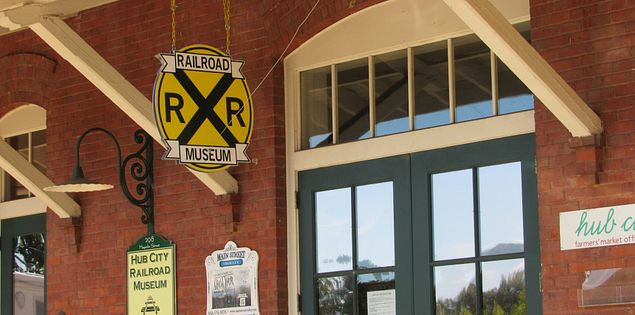 Railroad Museum in Spartanburg