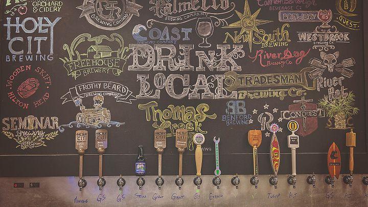 brewery in summerville