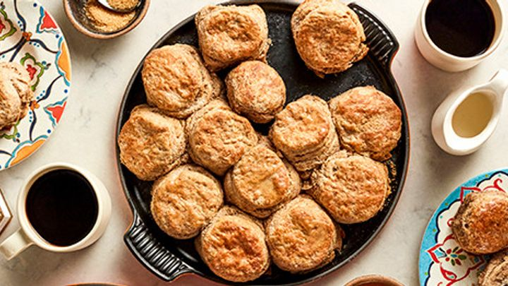 Biscuits recipes how to culinary video