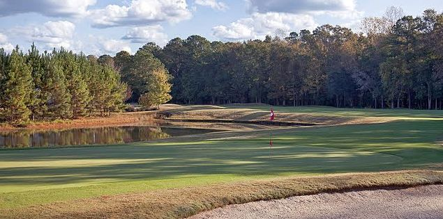 Prepare for a challenge at Island West in Bluffton, SC.