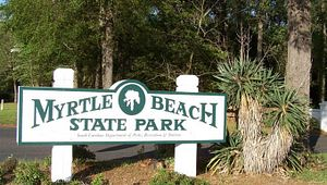 Myrtle Beach State Park Nature Center